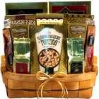 Golden Goodies Snack Basket