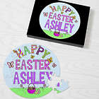 Kid's Personalized Happy Easter Puzzle