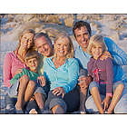 Picture Perfect Vacation Photo Canvas
