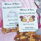 Personalized Deluxe Nut Favors