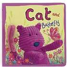 Cat and Butterfly Book