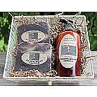 Handcrafted Soap with Goat Milk and Honey Lotion in Gift Box