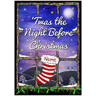 Personalized 'Twas the Night Before Christmas Book