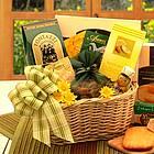 Spring Tea & Treats Gourmet Gift Basket