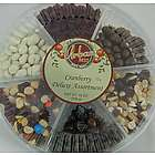 Sweetened Dried Cranberry Deluxe Assortment Snack Tray