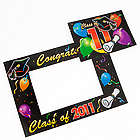 Grad Magnetic Picture Frame