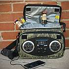 Camo Chillin iPod Ready Radio Cooler