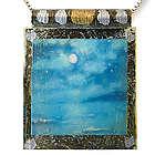 Night Ocean Necklace