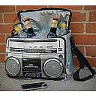 Super Jam Boom Box Music Cooler - iPod Ready