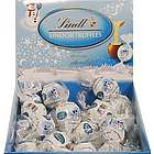 Lindt Lindor Milk and White Chocolate Holiday Snowman Truffles