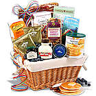 New England Breakfast Deluxe Gift Basket