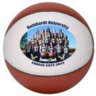 Personalized Photo 1-Panel Basketball