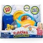 Fubbles Bubble Light
