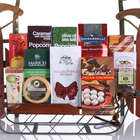 Holiday Flyer Gift Basket