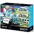 Super Mario Bros U and Luigi U Nintendo Wii U Deluxe Set