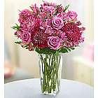 Sympathy Lavender Floral Bouquet