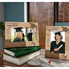 Personalized Congratulations Graduate Wooden Picture Frame