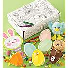 Easter Cookies and Activities Gift Box
