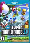 Super Mario Bros Wii U Video Game