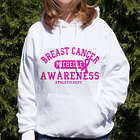 Breast Cancer Awareness Athletic Dept. Hooded Sweatshirt