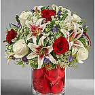 Be Mine Floral Arrangement