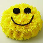 Yellow Blooms Smile Bouquet