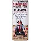 Personalized Old Fisherman's Hangout Wood Sign