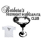 Personalized Margarita Club T-Shirt