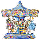 Wonderful World of Disney Classic Characters Musical Carousel