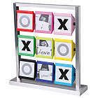 Tic Tac Toe Photo Frame