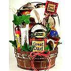 Great Dad Snacks and Sweets Gift Basket