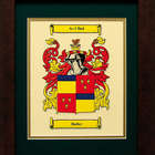 Coat of Arms Family Framed Print