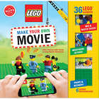 Lego Make Your Own Movie Book Kit