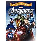 Personalized Avengers Large Story Book