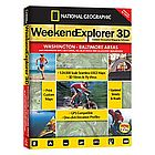 Weekend Explorer 3D Washington - Baltimore Areas & Chesapeake Bay