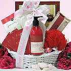 Be Well Pomegranate Spa Retreat Mother's Day Gift Basket