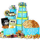 Mom's Sweet Treats Gourmet Gift Tower
