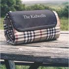 Personalized Picnic Blanket