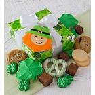 St Patrick's Day Shamrock Sweet Treats Gift Box