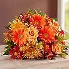 Majestically Brilliant Fall Bouquet