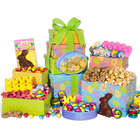 Happy Easter Gourmet Gift Tower