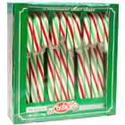 12 Candy Canes in Red, Green, and White