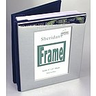Personalized Chrome Insert Photo Album
