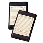 Personalized Nappa Leather Traditional Note Jotter