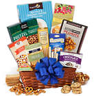 Men's Cookies and Trail Mix Gourmet Basket