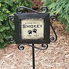 Pet Memorial Garden Stake