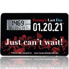 Trump's Last Day Countdown Clock Magnet