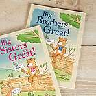 Personalized Big Brothers are Great Book