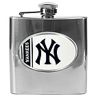 New York Yankees Stainless Steel Flask
