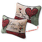 Love You Reversible Pillow